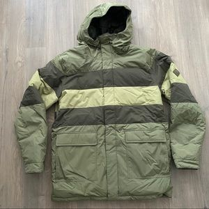 Burton stormcenter down jacket